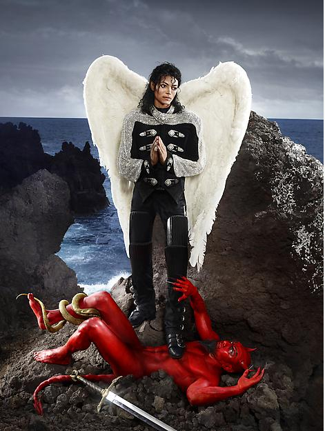 David LaChapelle ....... eccentrico ..... geniale Mj12