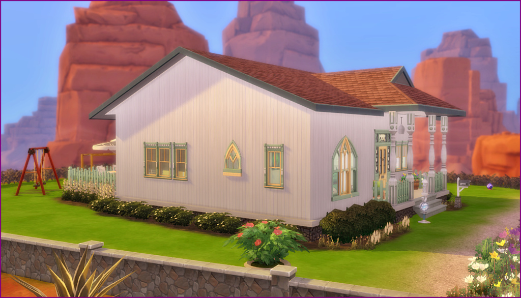 TS4 Shell Game Decor Challenge 06-02-10