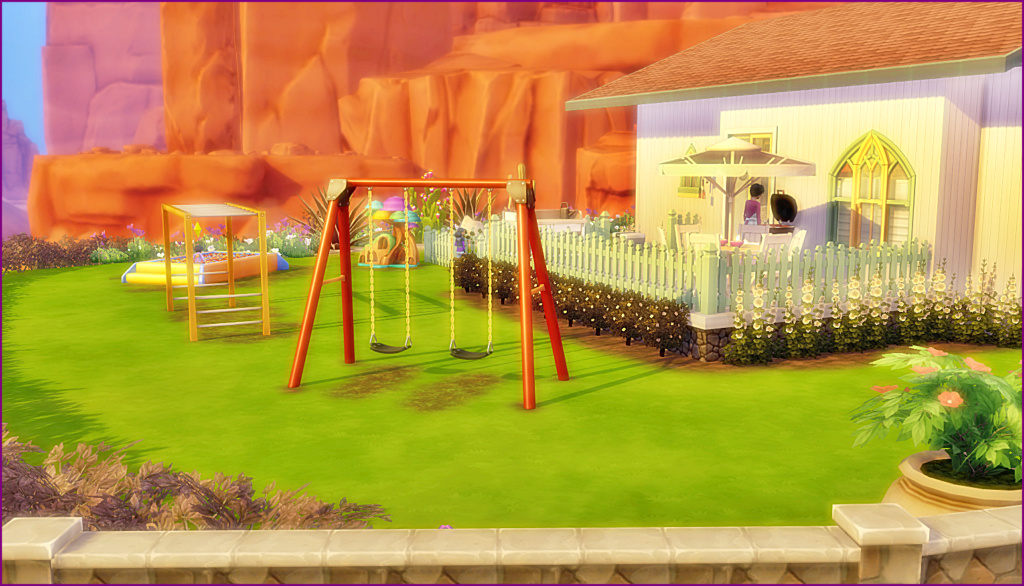 TS4 Shell Game Decor Challenge 06-02-11