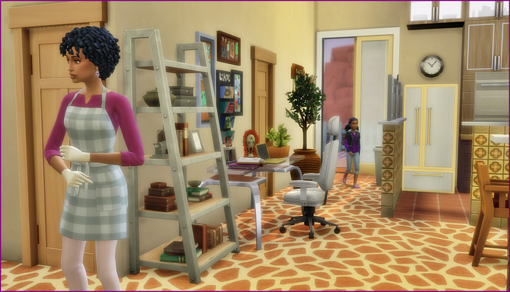TS4 Shell Game Decor Challenge 06-02-13