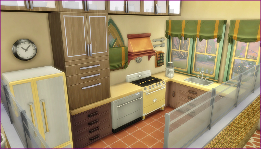 TS4 Shell Game Decor Challenge 06-02-14
