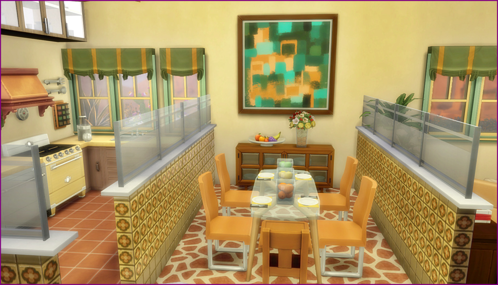 TS4 Shell Game Decor Challenge 06-02-15