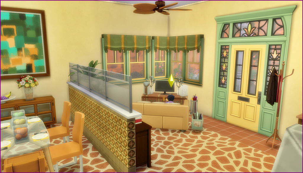 TS4 Shell Game Decor Challenge 06-02-16