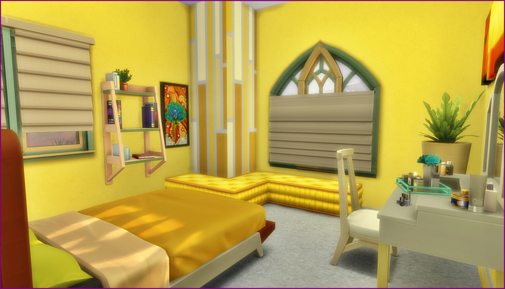 TS4 Shell Game Decor Challenge 06-02-19