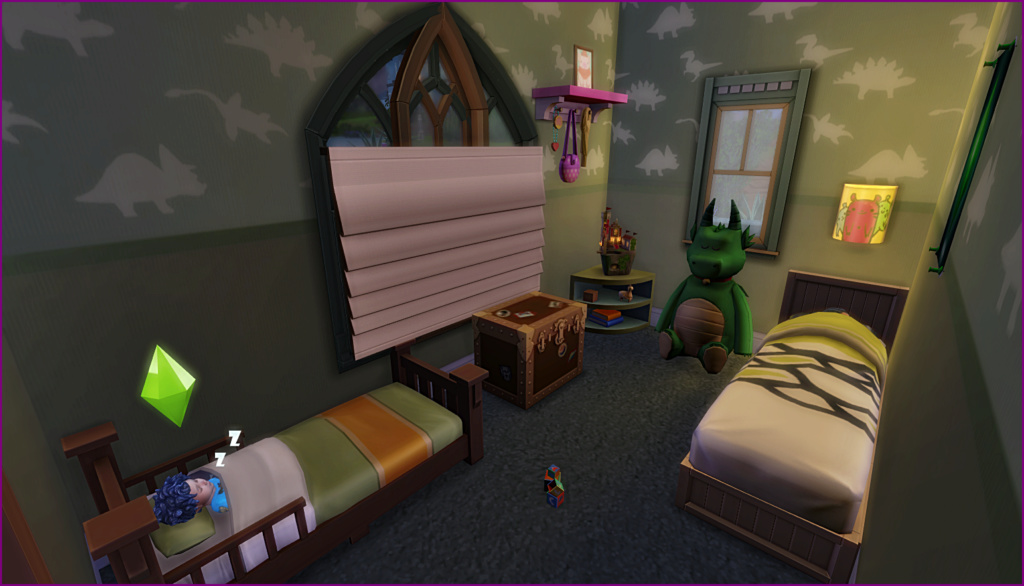 TS4 Shell Game Decor Challenge 06-03-13