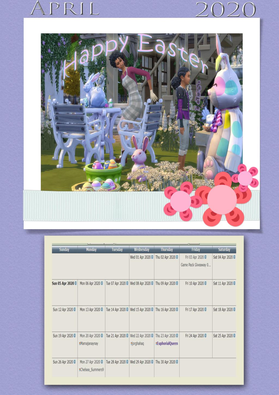 2020 TSCC Calendar: June April212