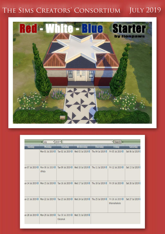 2019 TSCC Calendar: September July2010