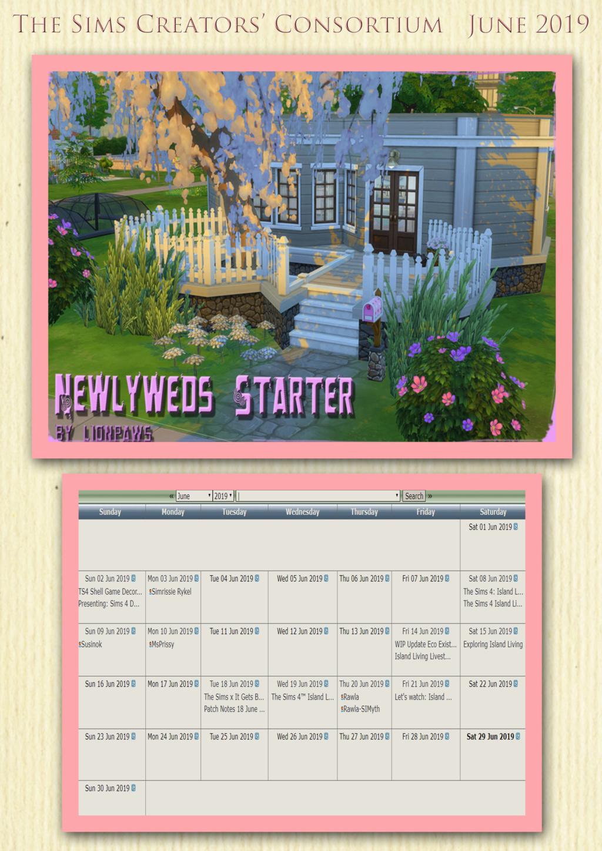2019 TSCC Calendar: September June2010