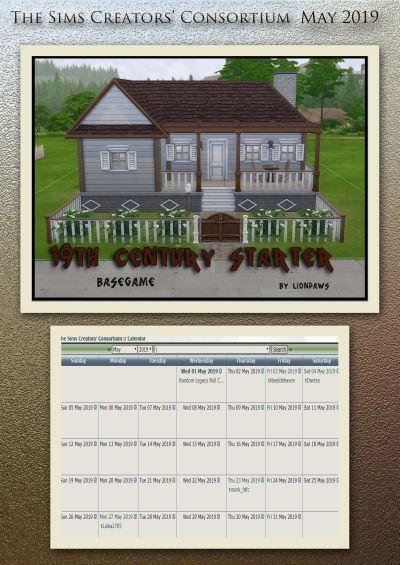 The Sims Creators' Consortium - Portal May20111