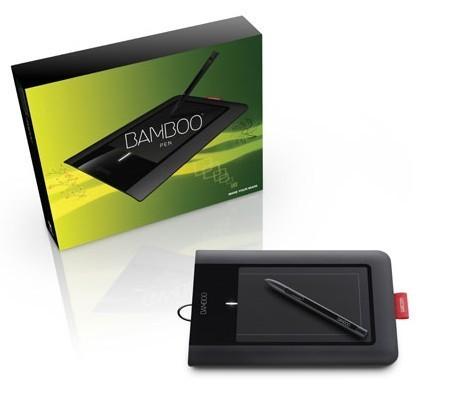 wacom bamboo tablet....maybe B8373i10