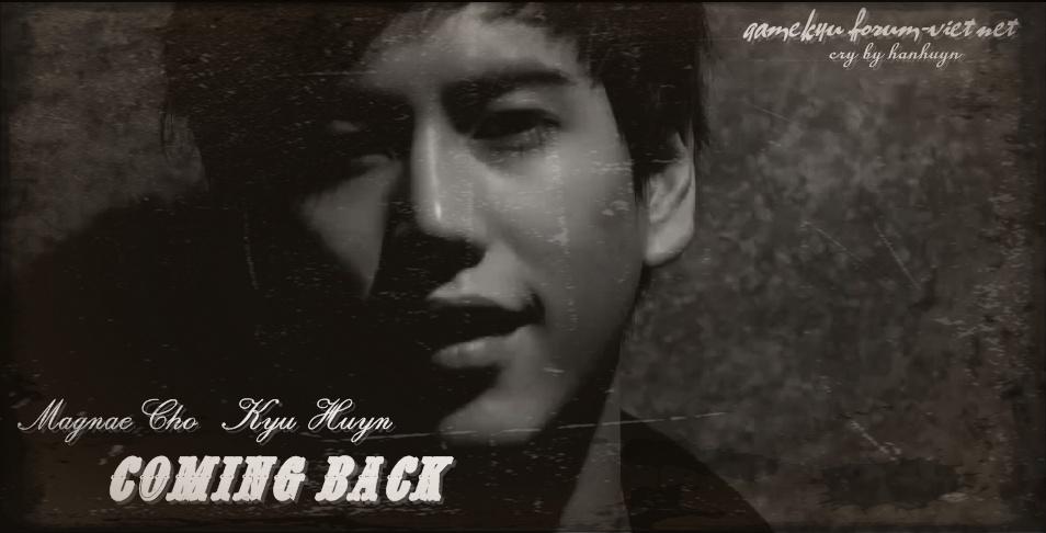 ♥ ♫ ♥ Live For You—Magnae Kyu Hyunie ♥ ♫ ♥