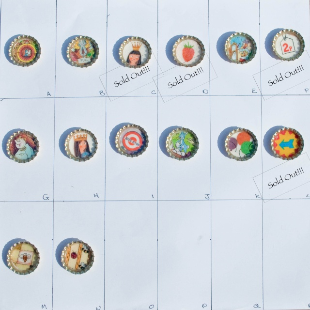 Old Fashioned Bottle Tops Bt_s_211