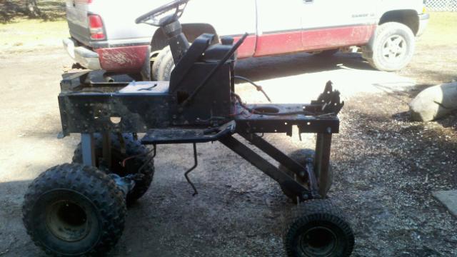 monster mudd mower Cowsss10