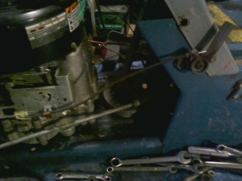 Dynamark trail mower Sspx0038