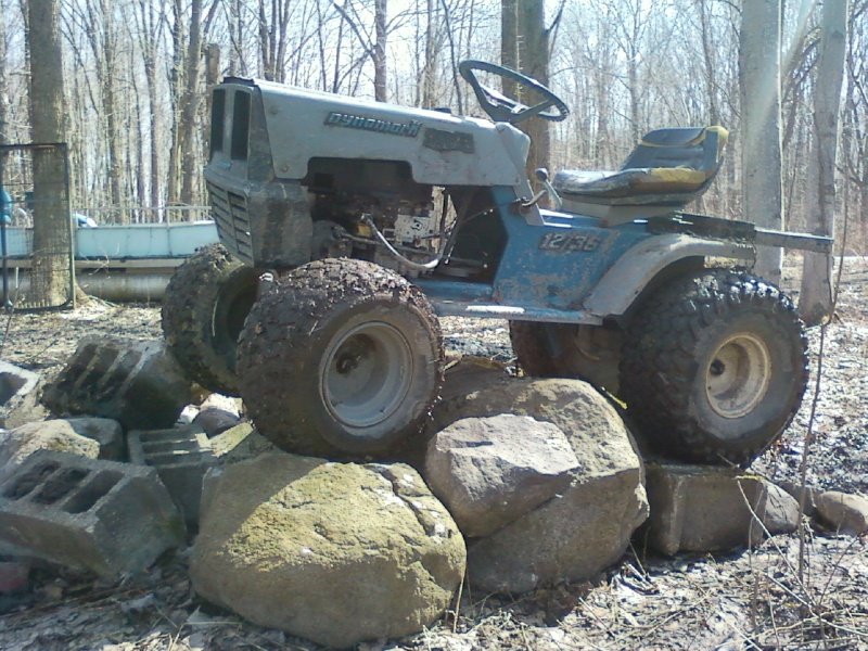 Dynamark trail mower Sspx0041