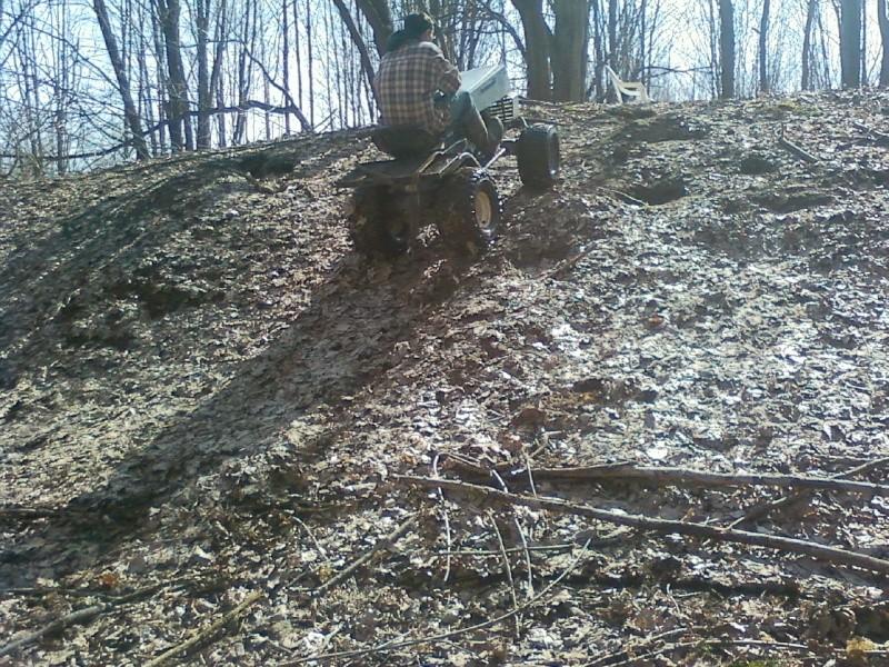 Dynamark trail mower Sspx0045