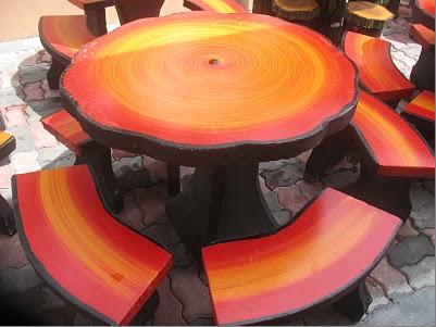 SET GARDEN TABLE..INTERESTED??? Warna_11