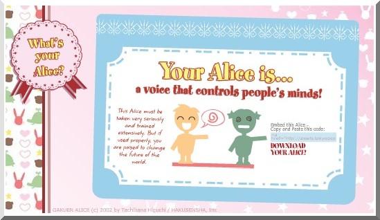 Votre Alice ... celons le test Qshot_11