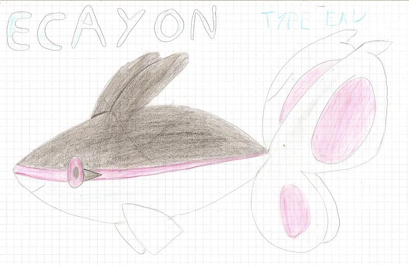 ^v^ Ma galerie de dessins sur papiers  Ecayon10
