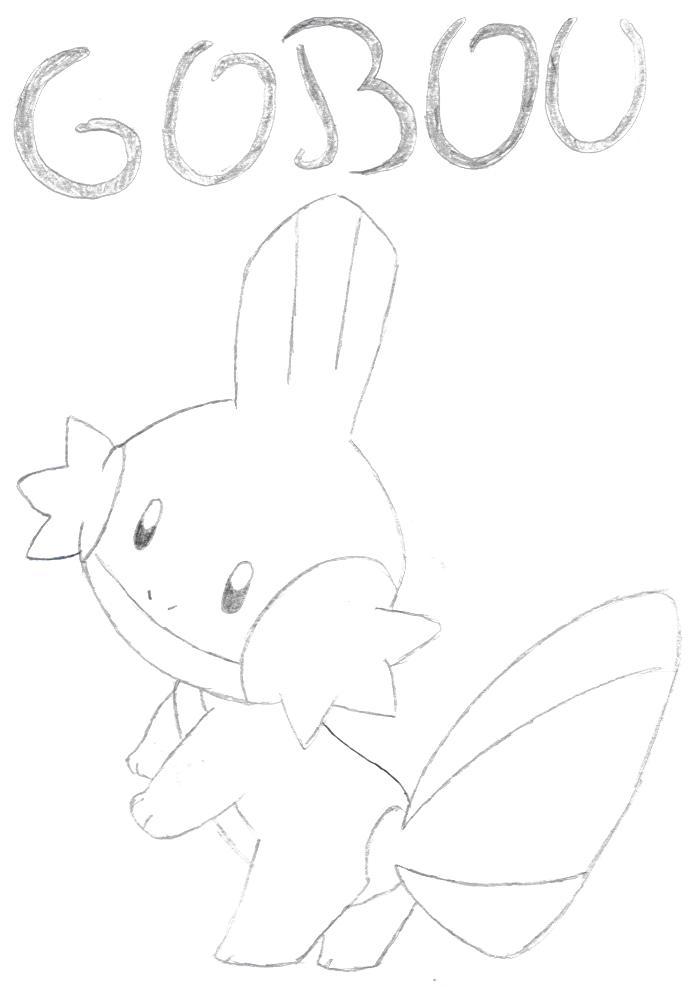 ^v^ Ma galerie de dessins sur papiers  Gobou10