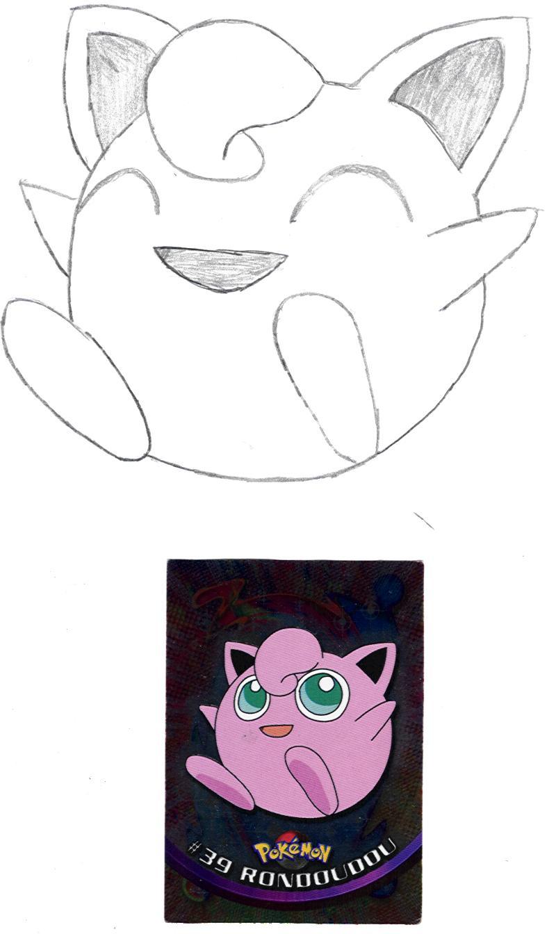 ^v^ Ma galerie de dessins sur papiers  Rondou10