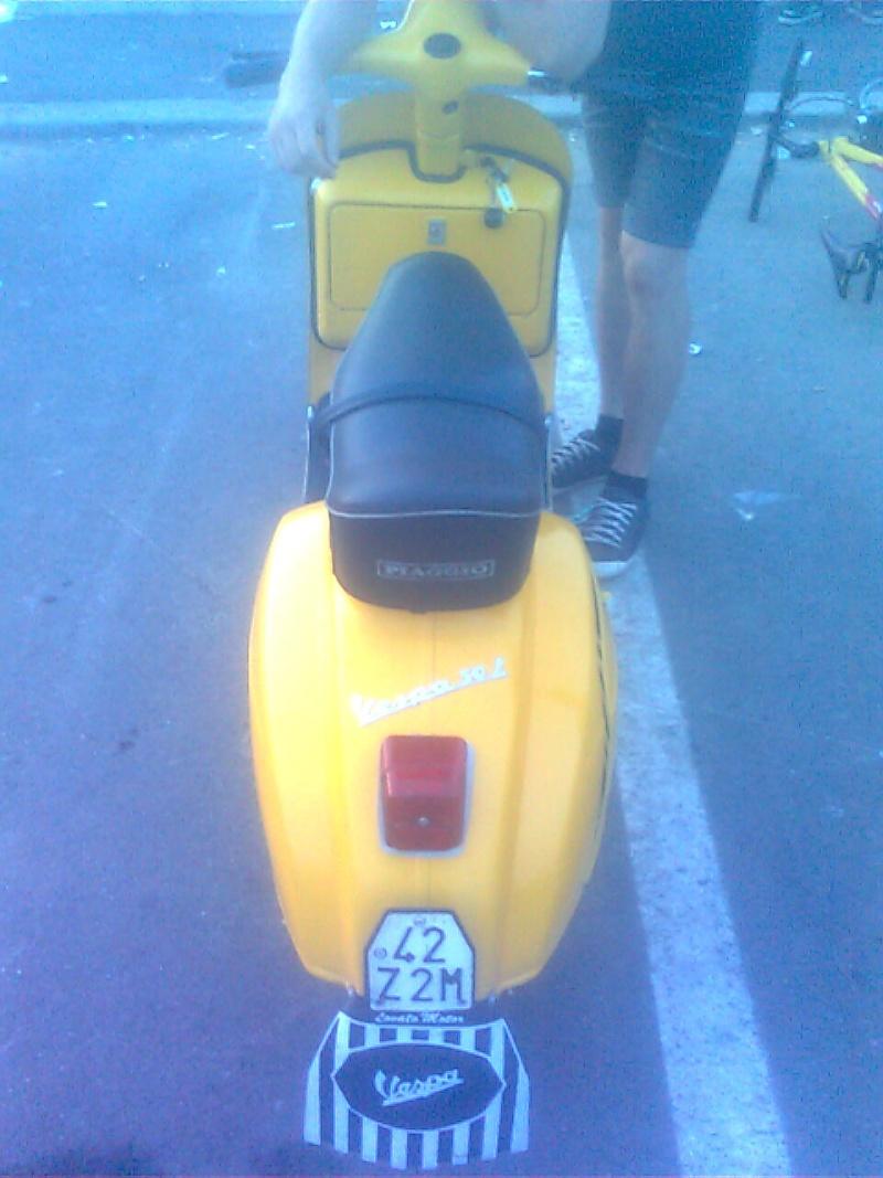 Foto di moto d'epoca o rare avvistate per strada Immag026