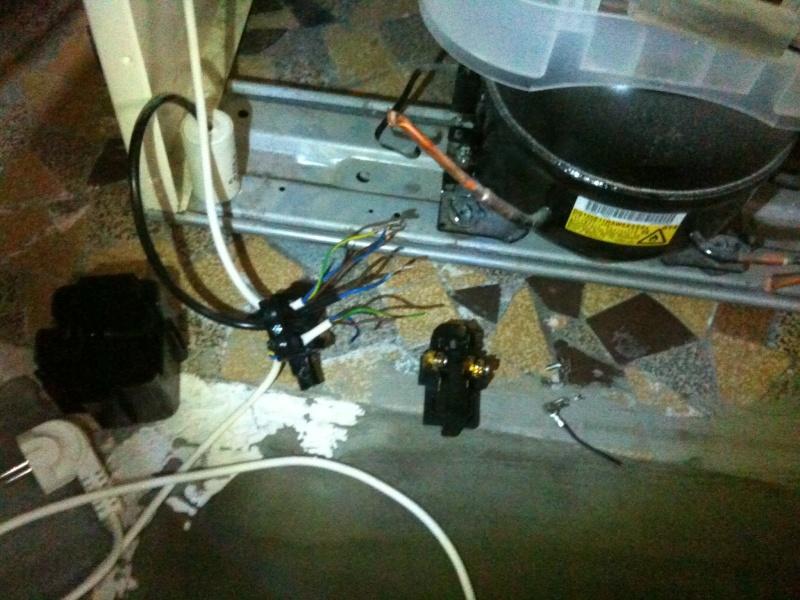 Demande d'aide branchement electrique sur refrigerateur Img_0114