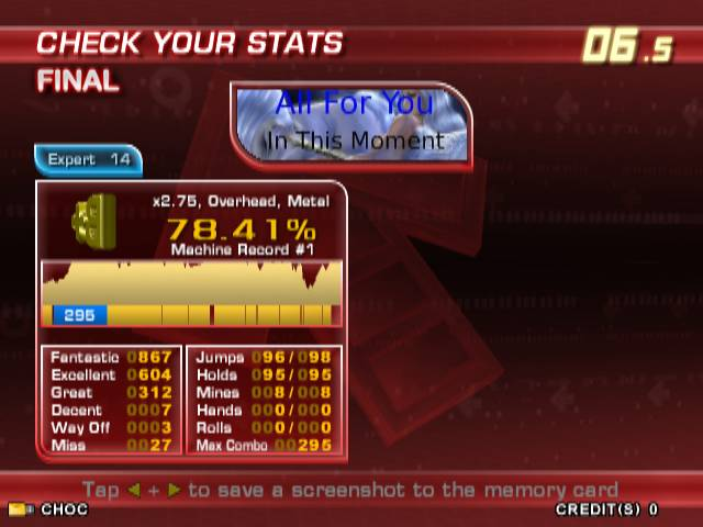 The Official ITG Accomplishments Thread Screen14