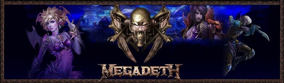 Clã Megadeth / PWHits