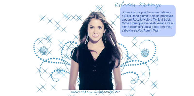 Nikki Reed forum