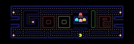 El Pacman de Google costo casi 5 millones de horas de productividad Google10