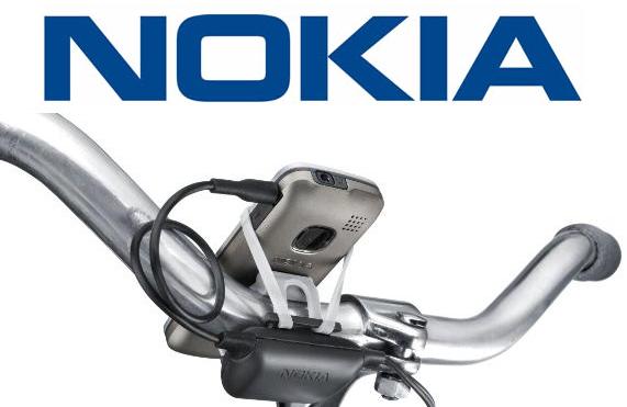 Nokia presenta un cargador de moviles para bicicleta Imagen10