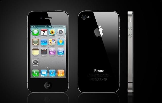 Apple presenta el iPohone 4 Iphone11