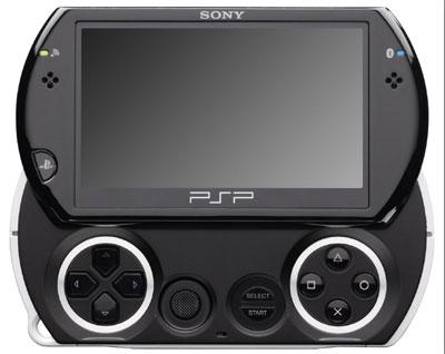 Sony regalara 10 juegos para los que compren la PSP Go Psp-go10