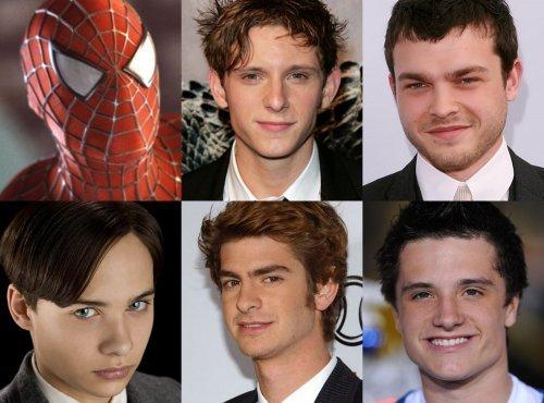 Candidatos para el nuevo Spiderman Spider10