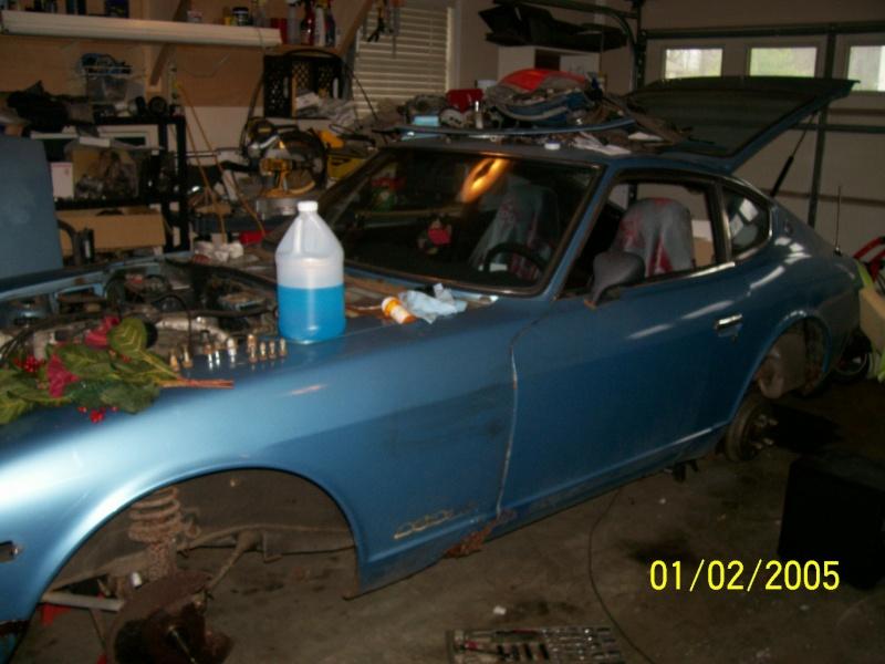 my 1978 toyota corolla wagon 00711