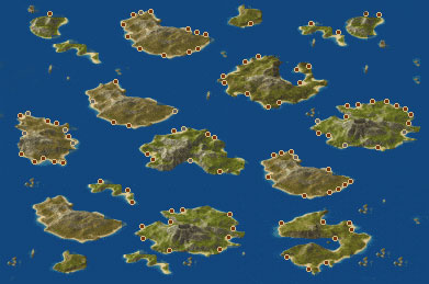 Confédérations des îles