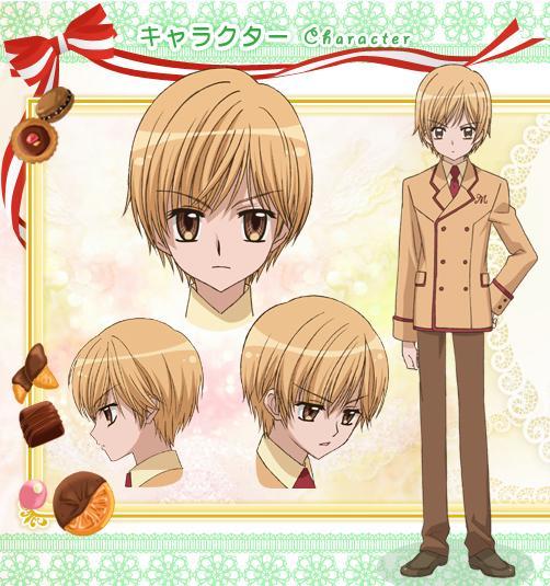 تقرير عن انمي صانعة الحلوى Yumeiro Patissiere Makoto10