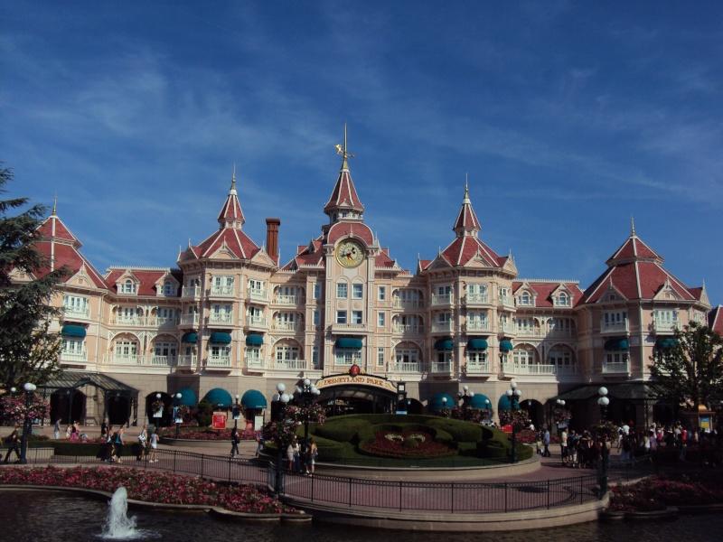 Mon séjour du 5-6 juin 2010 Disney14