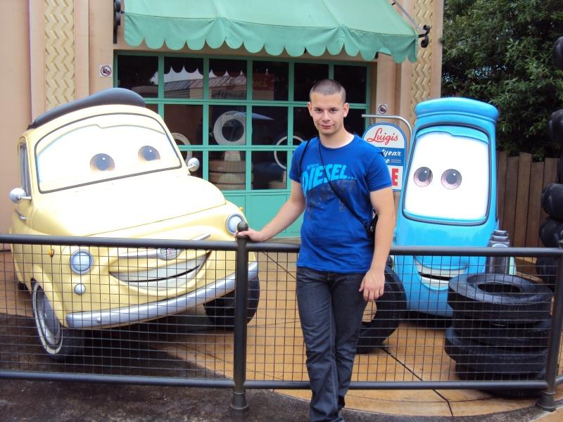 Mon séjour du 5-6 juin 2010 Disney17