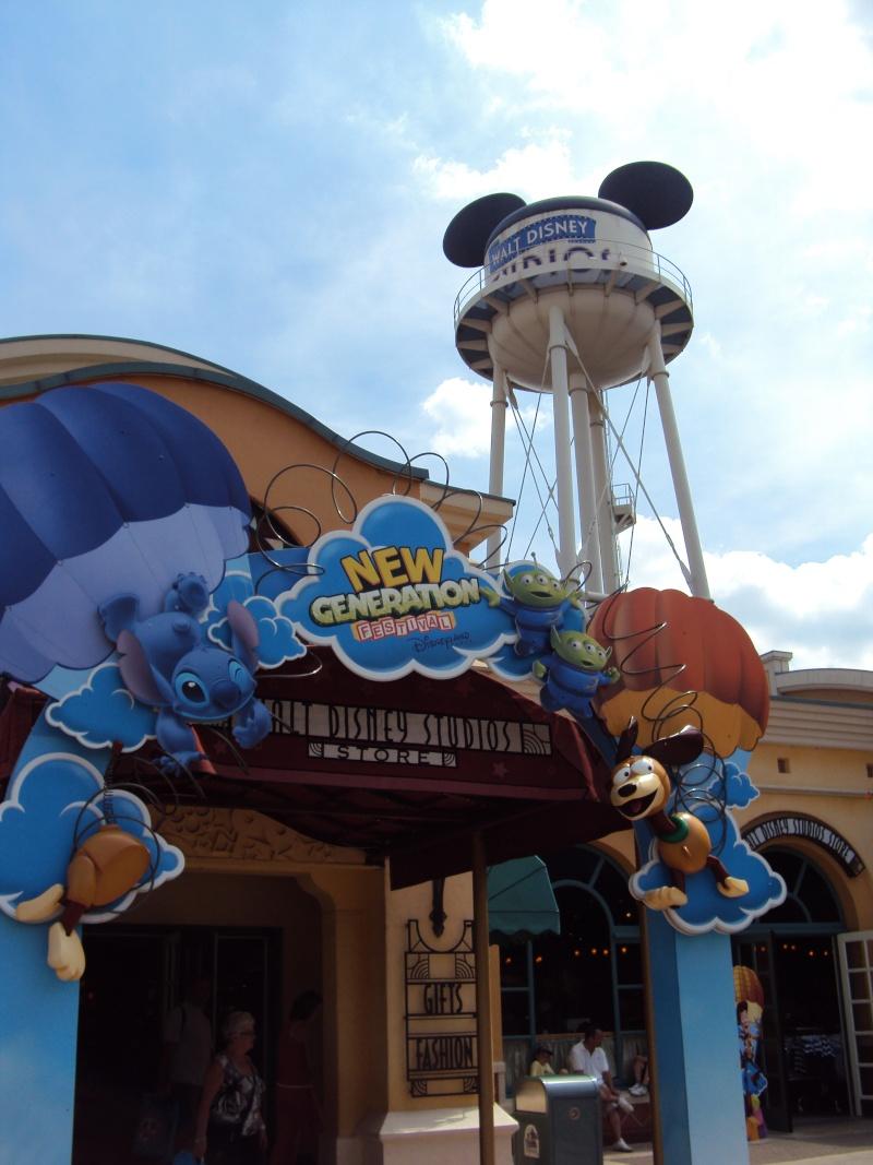 Mon séjour du 5-6 juin 2010 Disney23
