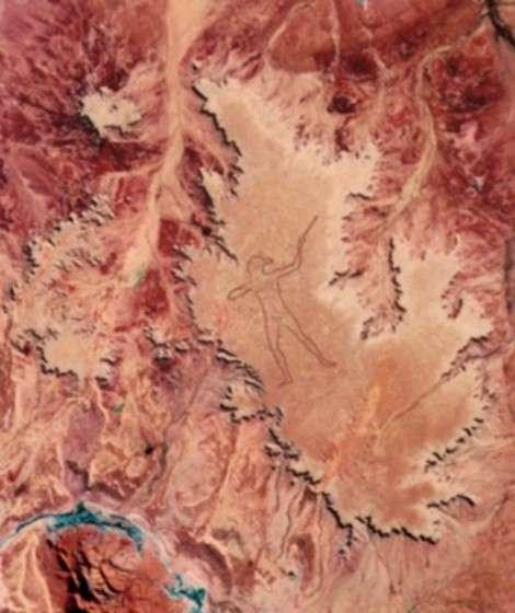 Marree man, Australie 47074710