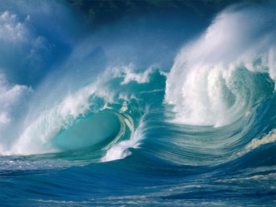 Mer de North Blue Mer0110