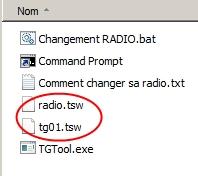 [TUTO] Comment changer très facilement sa version radio by Alex !!! 1_dans10