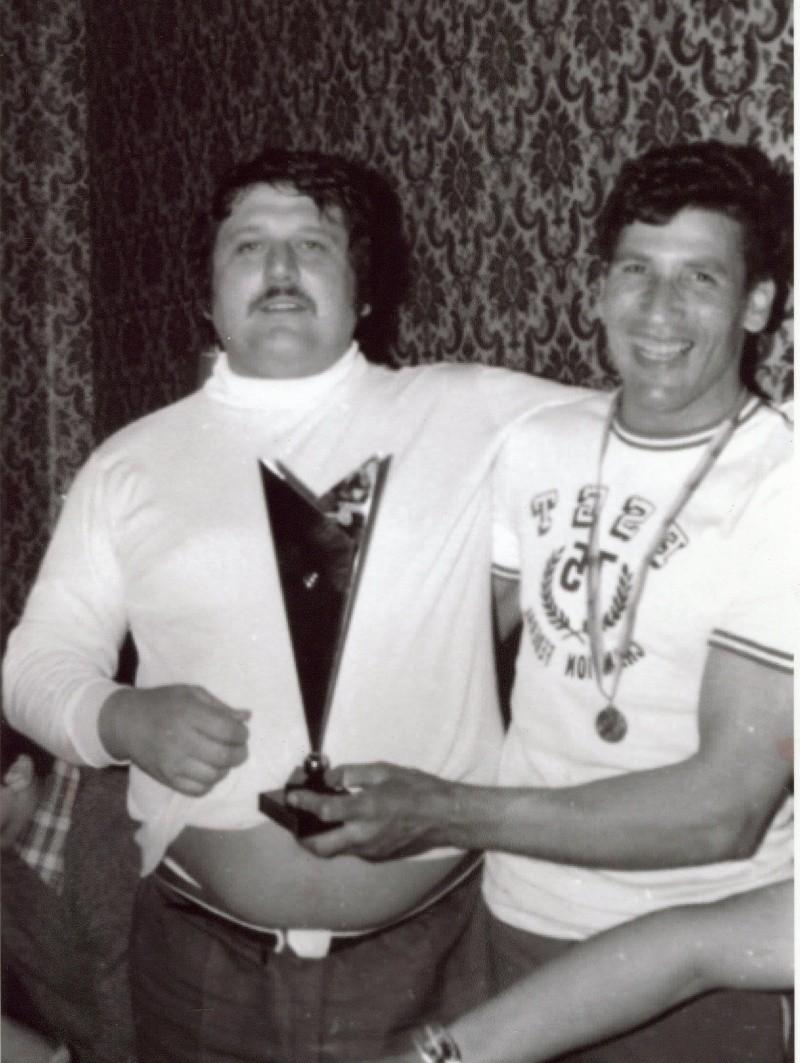 Mouzaoui Saadi (Akkar Aokas) champion de France 1975 en judo. Img69311