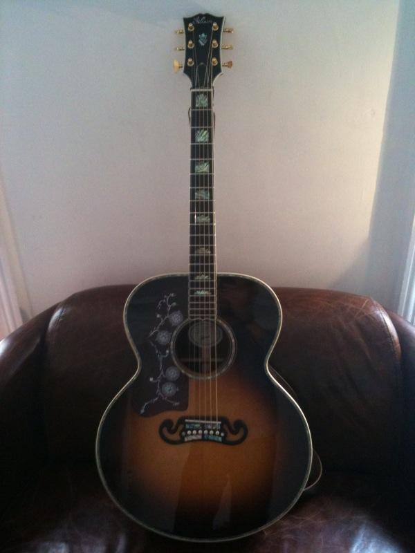 Gibson J200 Custom J200_411