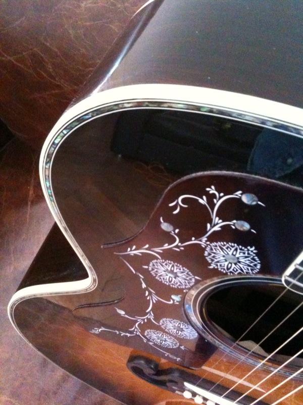 Gibson J200 Custom J200_610