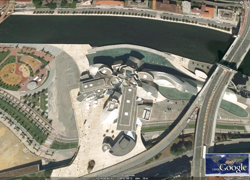 - Musée Guggenheim à Bilbao, Espagne Musae_11