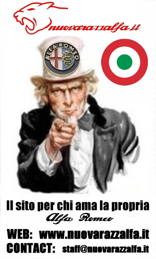"159 bianco perla ""black line"" AVVISTATA & VOLANTINATA Nra_zi10"