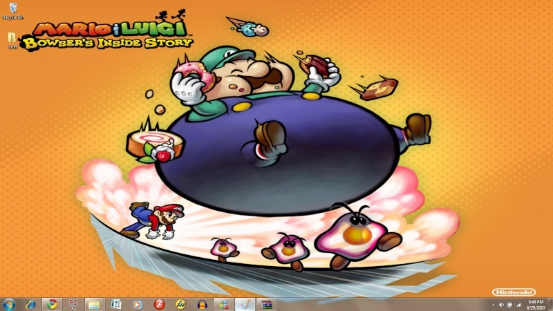 Post a screen shot of your desktop - Page 2 Ddesto10